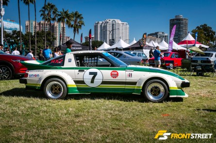 The Japanese Classic Car Show Celebrates Vintage Japanese Automobiles