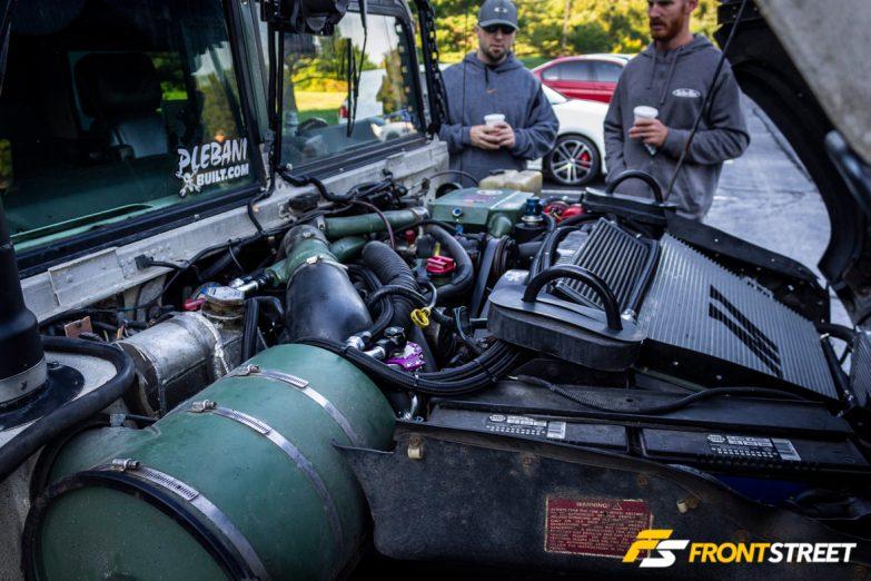 Wednesday Work Break: Front Street Cars & Coffee, September 2018