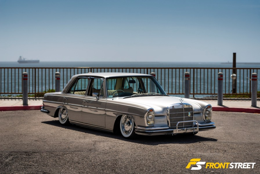 Rarified Air: Jimmy Uria's European-spec 1972 Mercedes-Benz