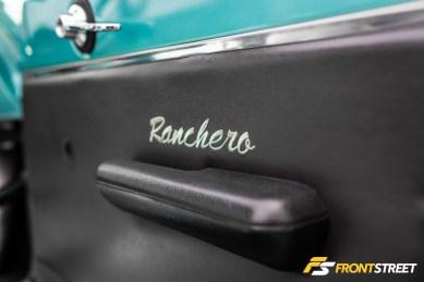 Two Decades Of Dedication: Rick DeVito's Ranchero Has Done It All