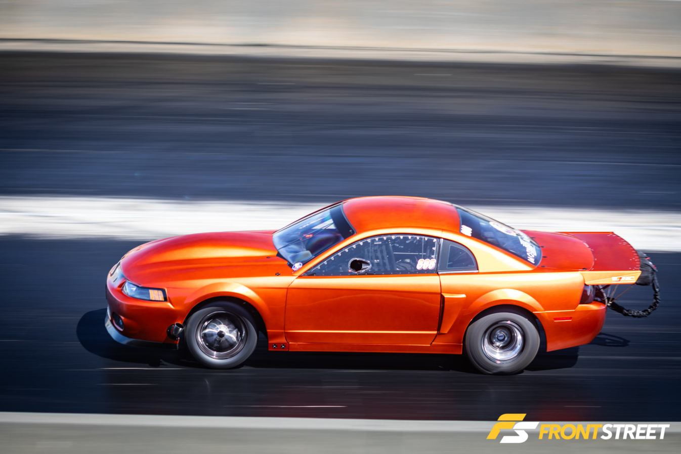 Fulfilling Desires: Justin Cyrnek's Tangerine Dream '04 X275 Cobra