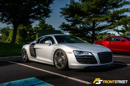 Cars & Coffee Presented by Front Street Media: May 2019