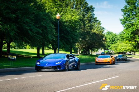 Cars & Coffee Presented by Front Street Media: June 2019