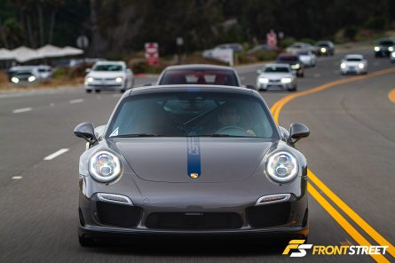 This 2014 Porsche 911 Turbo S Takes Care Of Unfinished Business