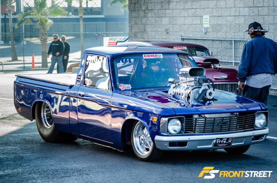 The Street Car Super Nationals Hosts Four Lanes & One Stellar Weekend Of Racing