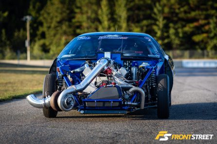 Driven To Win: Tim Dutton's X275 Camaro Is Primed For Success