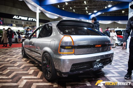 Meticulous Modifications Illuminate The 2020 Tokyo Auto Salon