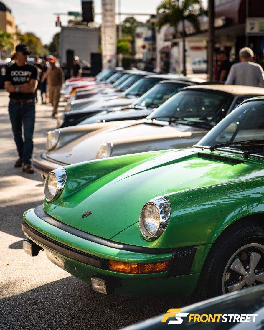 DRT 2020 Miami: Das Renn Treffen Assembles FOMO-Inducing Porsches