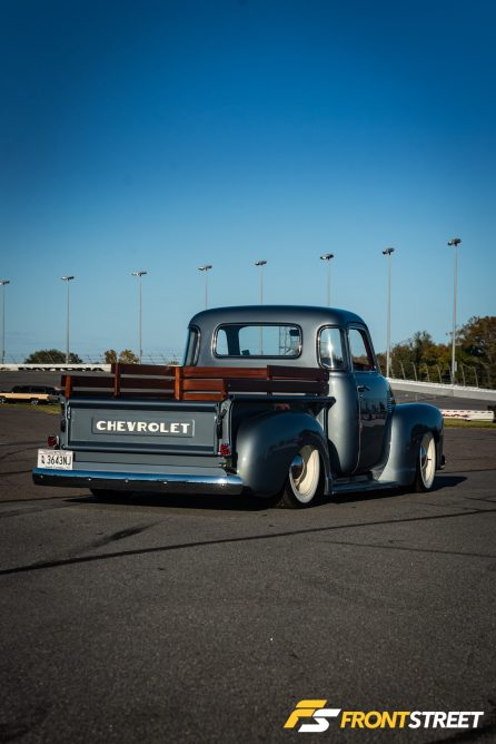 This Beautiful '48 Chevy 3100 Is A Tribute To Dedication & Perseverance