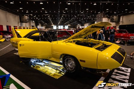The Stunning Vehicles Of The 2020 Grand National Roadster Show