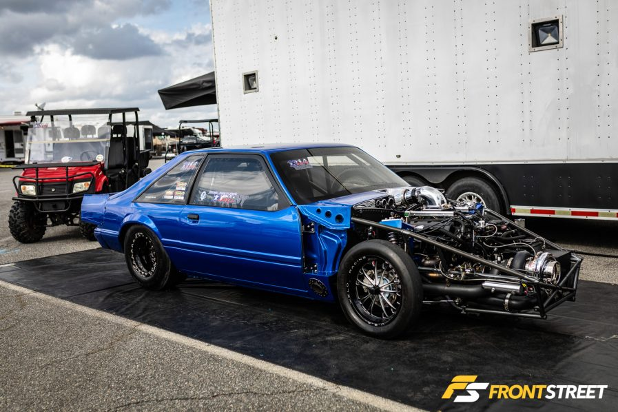 Trading Places: Brandon Dominy's 1993 Limited Drag Radial Turbo Mustang
