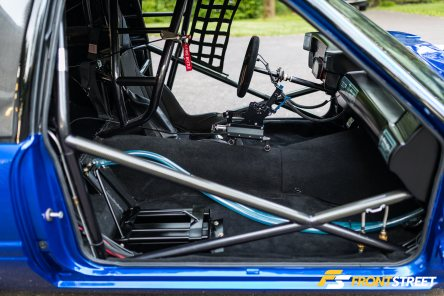 A Family Affair: Jason Eberle's Turbocharged 1989 X275 Mustang