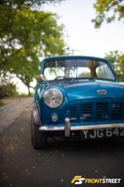 The Mighty Little Mini: Ricky Ngo's 1962 Austin Mini Truck