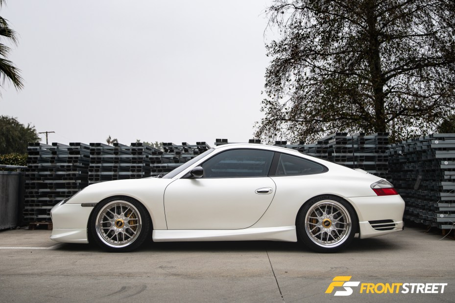 Water Under The Bridge: L.A. Umayam's 2003 Porsche 911 Carrera 4S