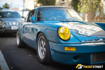 The Wrong Generation: Quan Tran's 1978 Porsche 911 SC