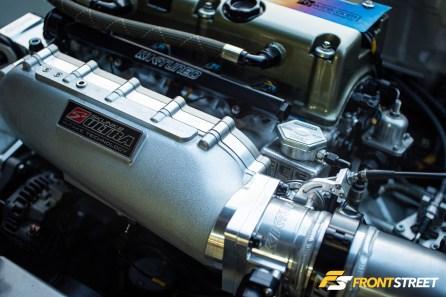 The Golden Era: Nicholas Higgins' 1989 Honda Civic Si