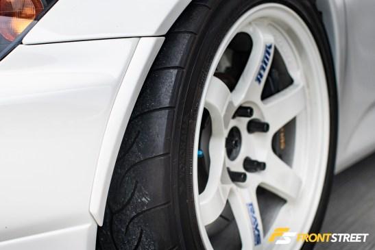 Championship White Is Right: Randy Lew's 2007 Honda S2000