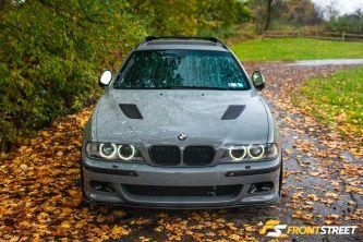 As Close As Possible: Gabriel McClintock's 2003 BMW E39 'M5' Touring