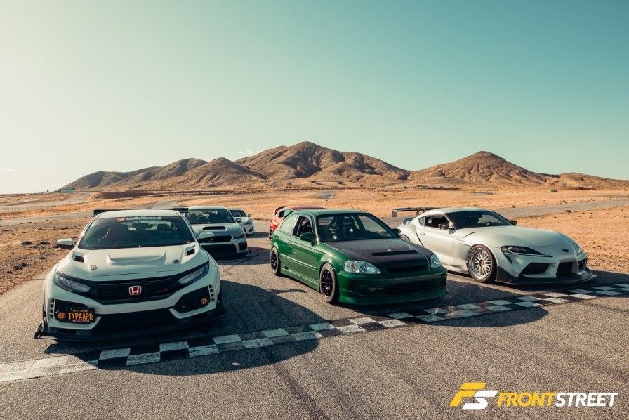 The Starting Grid: A Track Series Dedicated To Learning
