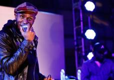 FILE: Musician Mos Def performs during a party for Google's new music search on Wednesday, Oct. 28, 2009, in Los Angeles. (AP Photo/Matt Sayles)