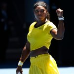 'Super Serena' Returns With 1st Round Win At Australian Open