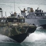 U.S. Navy Sailors Held By Iran Are Released With Their Boats