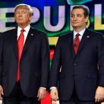 Friendly No More: Trump, Cruz Erupt In Bitter Fight At Republican Debate