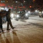 U.S. East Coast Braces For Up To 30 Inches Of Snow