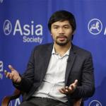 Nike Drops Manny Pacquiao In Wake Of Anti-Gay Statements
