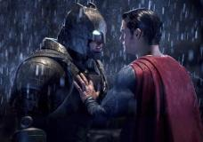 "This image released by Warner Bros. Pictures shows Ben Affleck, left, and Henry Cavill in a scene from, ""Batman v Superman: Dawn of Justice."" The film received eight nominations for the 37th annual Razzie Awards, including one for worst worst picture. The awards will be announced on Feb. 25. (Clay Enos/Warner Bros. Pictures via AP)"