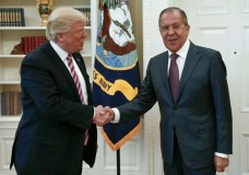 Trump Claims He Has 'Absolute Right' To Share Intelligence With Russia