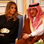 First Lady Ignores Trump Criticism And Shuns Headscarf