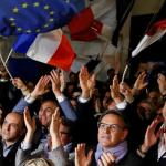 Projections: Macron Wins French Presidency By Wide Margin