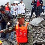 Over 120 People Buried By Massive Southwest China Landslide