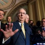 Senate Steers Toward Showdown Vote Next Week On Health Bill