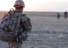 1 U.S. Soldier Killed, 2 Wounded In Southern Afghanistan