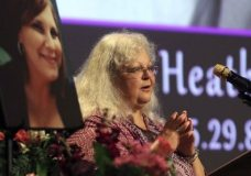 Charlottesville Victim's Mother Urges 'Righteous Action'