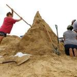 Texas Prepares As Harvey Strengthens To Category 2 Storm
