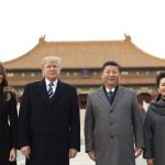 Energetic China Welcome For Trump; Trade, NKorea TopTopics