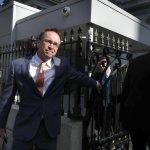 Senate Dems Meet With Interim Leader Amid Fight
