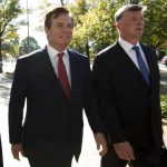 Manafort, Gates To Remain On House Arrest