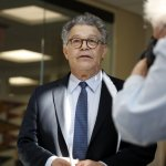 Franken Says he Let 'A Lot Of People Down' With His Behavior