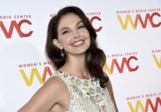 FILE - In this Oct. 26, 2017 file photo, actress Ashley Judd attends The Women's Media Center 2017 Women's Media Awards at Capitale in New York. The women who initially spoke out against sexual misconduct in Hollywood this fall have been named The Associated Press Entertainer of the Year. The reckoning began in early October when a bombshell New York Times article revealed decades of sexual harassment against women - employees and actresses, including Judd - by movie mogul Harvey Weinstein. (Photo by Evan Agostini/Invision/AP, File)