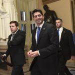 Ryan Praises GOP Tax Bill Ahead Of Final Vote