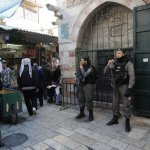 Israel Beefs Up Jerusalem Police Force Ahead Of Protests