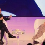 Hollywood Star John Travolta Woos Audiences In Saudi Arabia