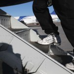 Somalis On U.S. Deportation Flight Shackled For Days: Lawsuit