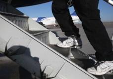 Somalis On U.S. Deportation Flight Shackled For Days: Lawsuit
