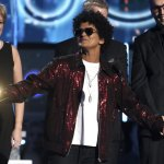 Bruno Mars Has A Magical Night At Grammys, Winning 6 For 6