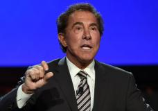 Casino Mogul Steve Wynn Resigns As Top GOP Finance Chairman
